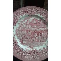 Plato Decorativo Royal Tudor Ware
