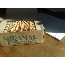 Caja De Escarbadientes Miramar
