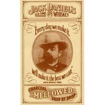 Carteles Antiguos Chapa Gruesa 20x30cm Jack Daniels Dr-070