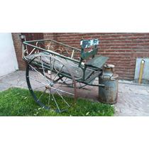 Carro Carreta Antiguo Ideal Decoracion