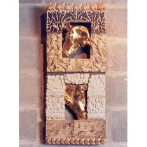 Historical*-escultura El Becerro De Oro -t.garcía Cabo-envío