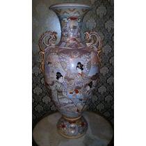 Anforas - Potiche En Ceramica Japonesa (satzuma)
