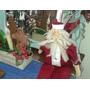 Santa Navidad Deco Vintage Chic Accesorios Importados
