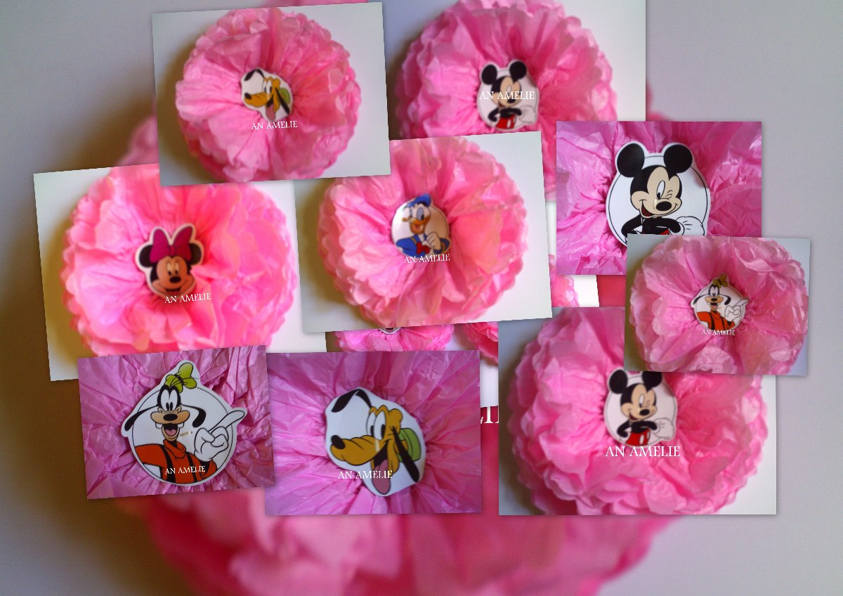 Decoracion Para Cumpleanos De Minnie