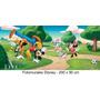 Fotomural Disney - Cars - Toy Story - Princesas - Tinkerbell