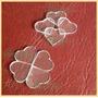Vidrios Para Vitrofusion,corazones,gotas,ovalos ( Por50unid)