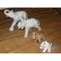 Elefantes Decorativos - De La Suerte - Lote
