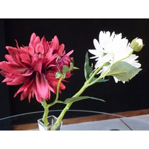 Pick De Crisantemo Grande ( Flores Artificiales)