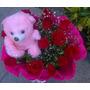 Rosas,flores,ramos,peluches,bombones A Envios A Domicilio