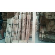 Balustre Eucaliptus 3x3x1.20 Escaleras