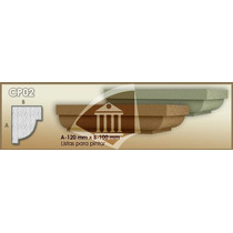 Parthenon Molduras Para Exterior Cp02