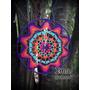Mandalas Tejidos Crochet Artesanales 40 Cm
