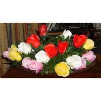 Flores En Porcelana Fria Perfumadas
