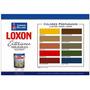 Pintura Loxon Exterior Marron Africano X 4lts