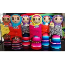 Muñecas Vestidas Con Aguayo