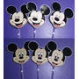 Mickey Minnie Sofia Princesa Frozen Figuras Toppers Pinchos