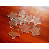 Vidrios Para Vitrofusion, Estrellas ( Por 25 Unidades)