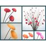 Chinas Hermosas Flores De Porcelana En Variados Colores