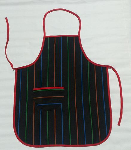 Delantales de cocina infantil ni os y ni as for Delantales para ninos cocina
