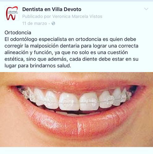 Dentista En Caballito - Odontologia - Urgencias Odontologica