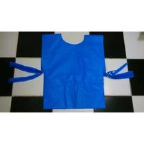 Pecheras De Friselina Azul