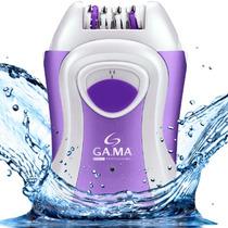 Depiladora Gama Skin Lady Waterproof P / Ducha 2 Velocidades