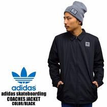 Campera Original Adidas Coaches Jacket 2.0 Impermeable