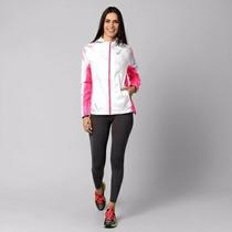 Campera Para Running Asics Femenina - Impermeable