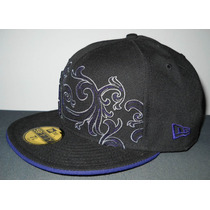 Gorra New Era Cap Skate Punk Rock Lsu Waves 7-3/8(58,7cms)