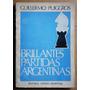 Ajedrez: Brillantes Partidas Argentinas / Guillermo Puiggros