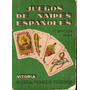 Juegos De Naipes Españoles - Vitoria Hijos Her Fournier 1944