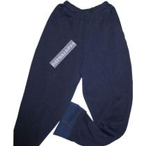 Remato Al 50% Pantalon Gimnasia Azul T.8 Suavecitos