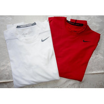 Remeras Hombre Nike Pro Combat 100 % Dri Fit Importados Usa