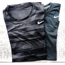 Remeras Hombre Nike Pro Combat 100% Dri Fit Usa Importadas