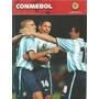 Revista Oficial De La Conmebol, Nº 63 (junio De 2000)