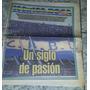 Suplemento Diario Popular 100 X 100 Boca Juniors Maradona