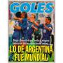 Revista Goles Nº 1824 Maradona Mundial Usa