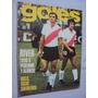 Revista Goles Nº 1363, Perfumo Y Alonso, River Metro 75