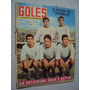 Revista Goles 1068 - Huracan 3 San Lorenzo 1 1968