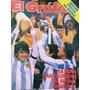 El Grafico 3064 Argentina Campeon 1978 Kempes Menotti