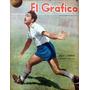 El Grafico Nº1441 21/2/47 - Platense, Mammana, Racing
