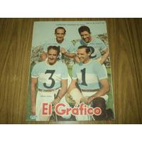 Campeones Mundiales De Polo / San Telmo / El Grafico / 1949