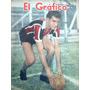 El Grafico Nº1777 28/8/53 - Chacarita Esquide, Oscar Galvez