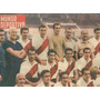 River Plate Campeon 1957 - Poster Mundo Deportivo