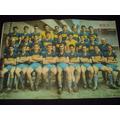 Boca Jrs 1956 ( Lamina / El Grafico N° 1946 / 28 - 12 - 1956
