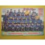 Poster Original Revista El Grafico Boca Campeon 1964