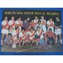 Poster River Plate - J.j. Lopez , Alonso , Merlo,