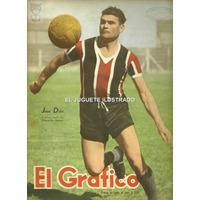 Chacarita Juniors El Grafico N 1429 Revista Jose Diaz 1946