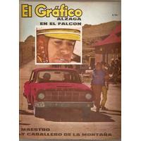 El Gráfico 2372 A-rodolfo De Alzaga Ford Falcon Gano Mendoza