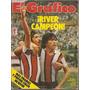 El Gráfico 3124 K-river Campeon/ River 5 Velez 1/ Escualos